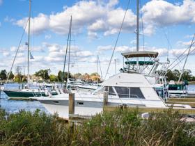 Boats on Chespeake Bay