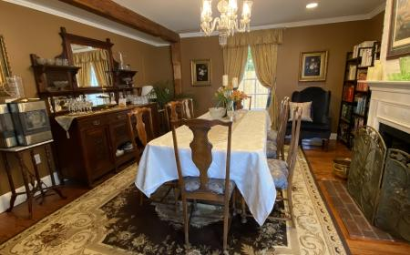 Dining Room Breakfast Area