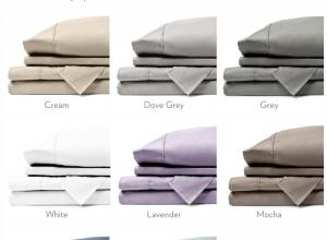 Colors for Sheets